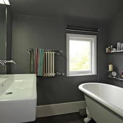 Edwardian House:  Bathroom by Fawn Interiors Studio