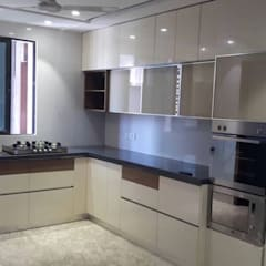 Kitchen units by Oberon Kitchens