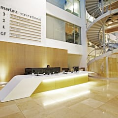 Marlow International:  Office buildings by Sonnemann Toon Architects