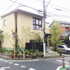 吉祥寺の家: (有)ハートランドが手掛けた一戸建て住宅です。