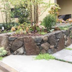 (有)ハートランド:  tarz Kayalı bahçe