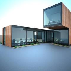 Car Dealerships by Atelier 72 - Arquitetura, Lda,