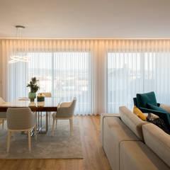 غرفة السفرة تنفيذ Valdemar Coutinho Arquitectos