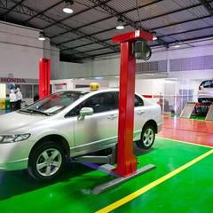 Car Dealerships by Arching - Arquitetos Associados,