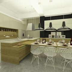 Built-in kitchens by D Interior