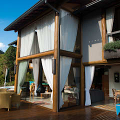 منازل تنفيذ Giselle Wanderley arquitetura