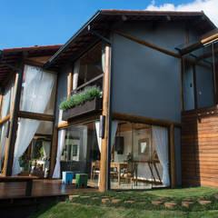 Houses by Giselle Wanderley arquitetura