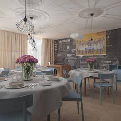 Restaurante S. Vicente: Espaços de restauração  por Novibelo - Industria de Mobiliário, Lda