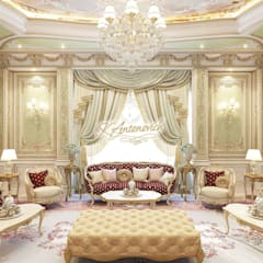 توسط Luxury Antonovich Design کلاسیک