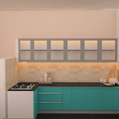 Kitchen units by DECOR DREAMS