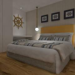 غرفة نوم تنفيذ Ci interior decor