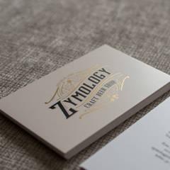 Logo and business card: Espaços comerciais  por Think Bold Studio