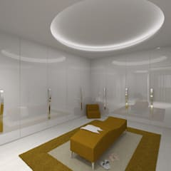 Dressing room by Enzo Rossi, Home Design, Minimalist