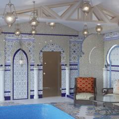 Pool by студия дизайна 'план и дизайн'