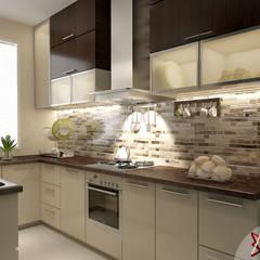KITCHEN VIEW : modern Kitchen by MAD DESIGN