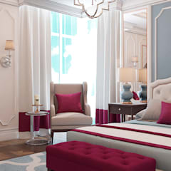 France Kvartal:  Bedroom by Space Options