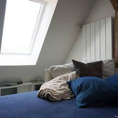Kinderzimmer - Spitzboden:  Kinderzimmer von tbia - Thomas Bieber InnenArchitekten
