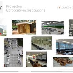 Portafolio Servicios: Estudios y despachos de estilo  por Heritage Design Group