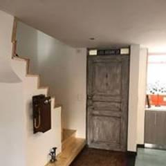 Apartamento BogotaBogota: Pasillos y vestíbulos de estilo  por Heritage Design Group