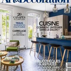 Eclectic Kitchen By LA CUISINE DANS LE BAIN SK CONCEPT