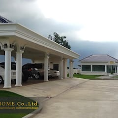 Carport by HOME