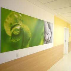 Kreiskrankenhaus Dormagen:  Krankenhäuser von Raumkonzept Rieseberg Innenarchitektur