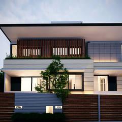 Teratai House:  Rumah by Arci Design Studio