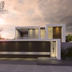 Detached home by lassoarq,