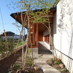 大きな輪の家: 田村建築設計工房が手掛けた家です。