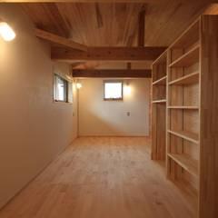 大きな輪の家: 田村建築設計工房が手掛けた子供部屋です。