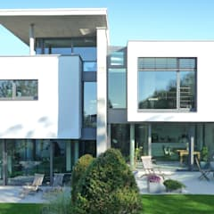 Detached home by Weber und Partner Freie Architekten BDA