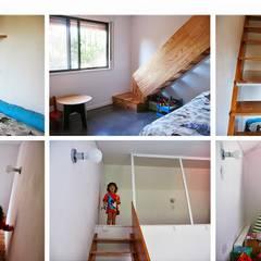 Kinderzimmer Junge von Paula Mariasch - Juana Grichener - Iris Grosserohde Arquitectura