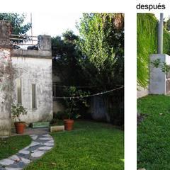 Steingarten von Paula Mariasch - Juana Grichener - Iris Grosserohde Arquitectura