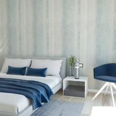Vivienda Mallorca: Dormitorios de estilo  de Lendworks