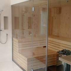 Sauna by wir leben haus - Bauunternehmen in Bayern,