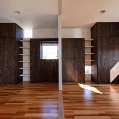 伊豆の国の家: 前田篤伸建築都市設計事務所が手掛けた女の子部屋です。