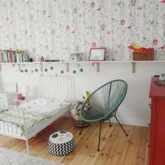 kalinowa: styl , w kategorii Pokój dziecięcy zaprojektowany przez NaNovo