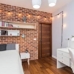 Habitaciones para adolescentes de estilo  por ZAWICKA-ID Projektowanie wnętrz