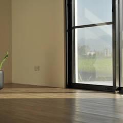 綠海之境,一步之遙:  窗 by 青川室內設計有限公司