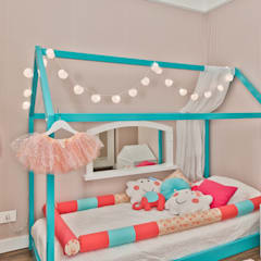 Girls Bedroom by Ana Crivellaro,