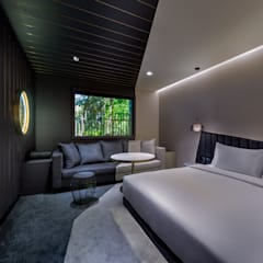 VUE Hotel:  Hotels by MinistryofDesign,Asian