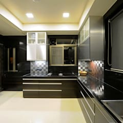 Kitchen by Fourth Axis Designs, Eclectic
