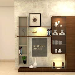 Ruang Makan by FORTUNE DECOR