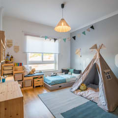 Boys Bedroom by YS PROJECT DESIGN