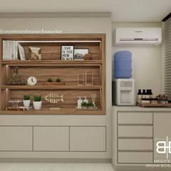 Spa de estilo  por Bruna Schumacher - Arquitetura & Interiores ,