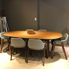 Ambientes CDMX: Comedores de estilo minimalista por Home Reface - Diseño Interior CDMX