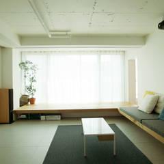 غرفة المعيشة تنفيذ (주)바오미다