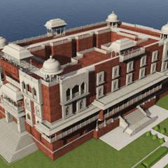 Hotel:  Villas by Ravi Prakash Architect
