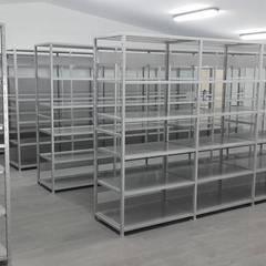 Mobiliário de escritório : Escritórios e Espaços de trabalho  por Officeplan Mobiliário de Escritório ,Industrial