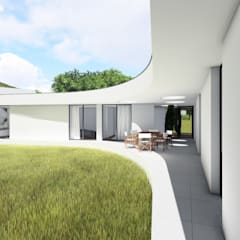 Detached home by Helena Faria Arquitectura e Design